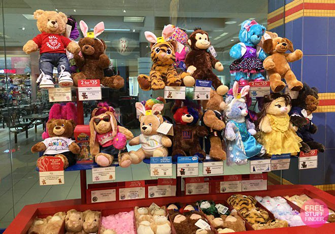 Did You Miss the Pay-Your-Age Day at Build-A-Bear? Get a Free $15 VoucherInstead! xVJjrCqDsl