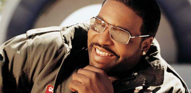 Happy Heavenly Birthday     R&B singer Gerald Levert
