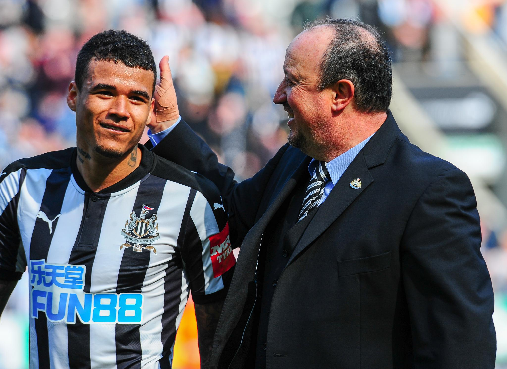 Brazilian winger Kenedy has rejoined @NUFC from Chelsea on loan  Full story: https://t.co/7iEIiG8Q0d https://t.co/uQFZ1bSFlR