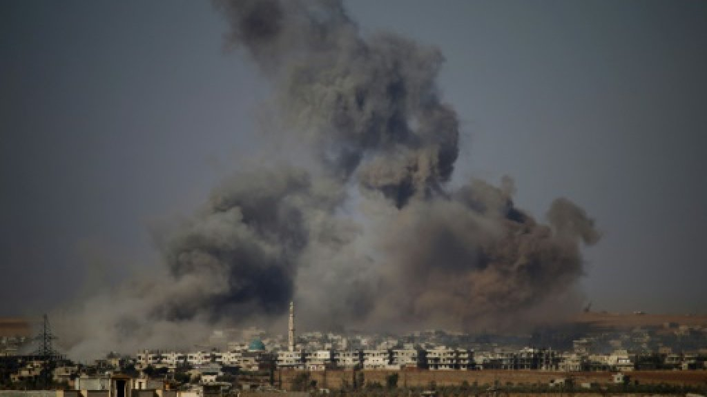 Regime reclaims more ground in south Syria: monitor