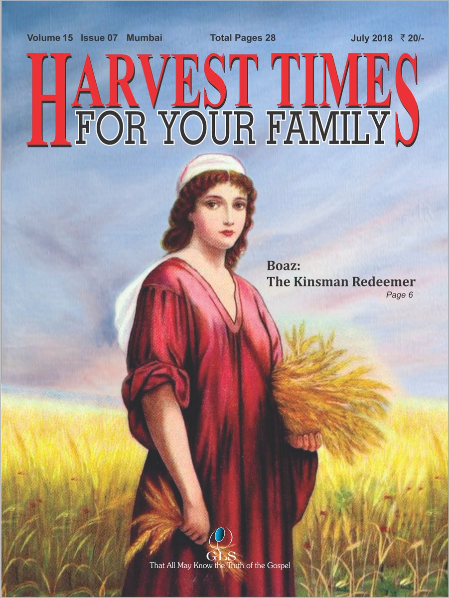 test Twitter Media - Please subscribe to our monthly magazine 'Harvest Times for your family'. For sample copies, send  your address to our WhatsApp No 7506712149. https://t.co/8s9LOG5DQ3