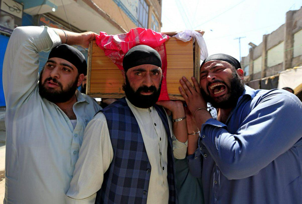 'We cannot live here': Afghanistan's Sikhs weigh future after suicide bombing