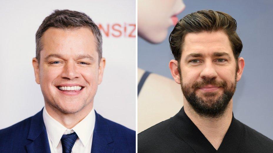 Matt Damon in talks to star as disgraced billionaire Marc Rich in 'King of Oil'