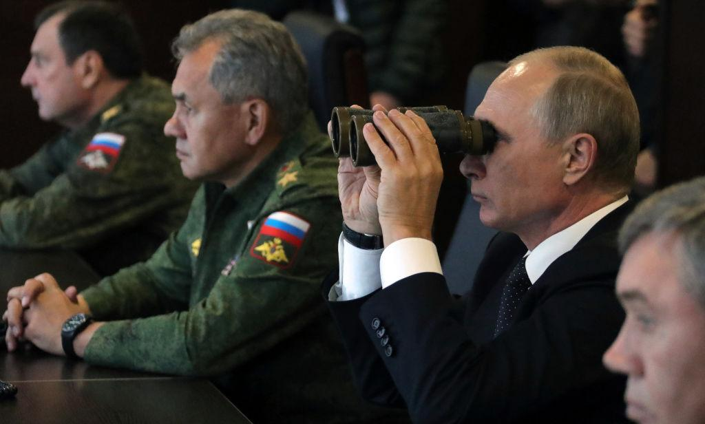 Russia's naming of military units after European cities is provocative, experts say