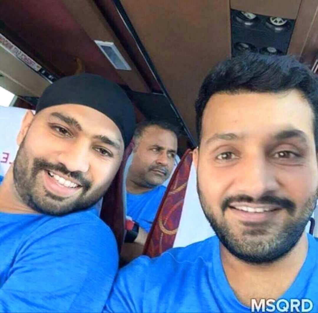 Happy birthday Bhajji   Best of luck for today\s match