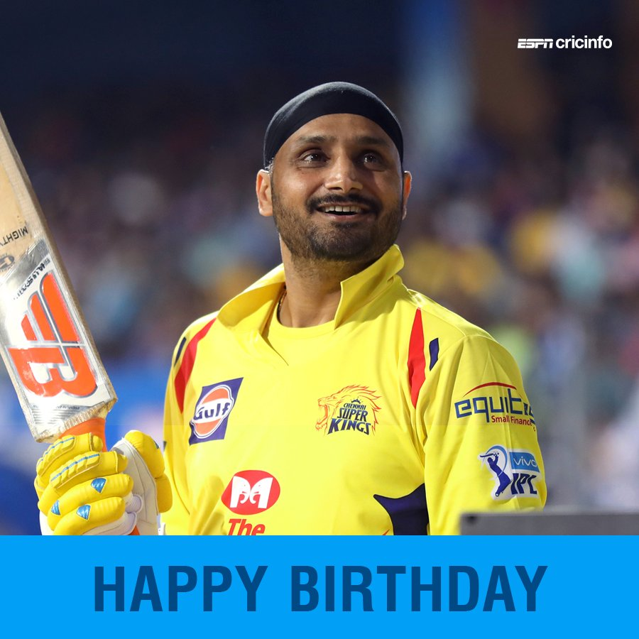 Happy birthday to What\s your favourite Harbhajan moment?