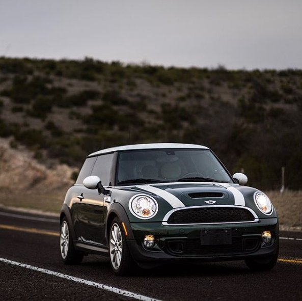 @cliff_brunk and his #MINIHatch made a #roadtrip across #Texas and #NewMexico. Where is your dream road trip? https://t.co/3p470HJLHZ