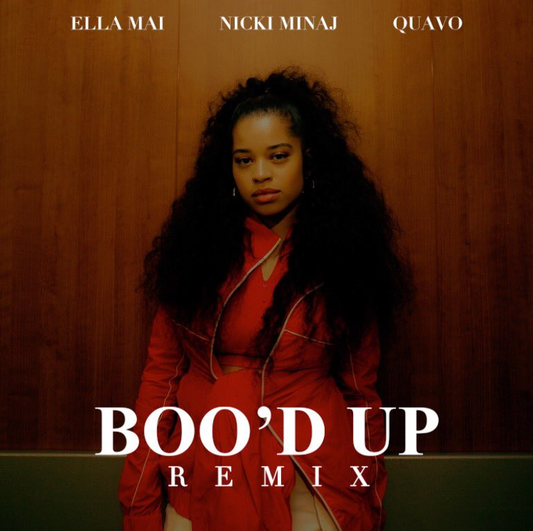RT @ellamai: BOO'D UP REMIX ???? OUT NOW!  @NICKIMINAJ @QuavoStuntin @mustard https://t.co/KG3uqw9TeP
