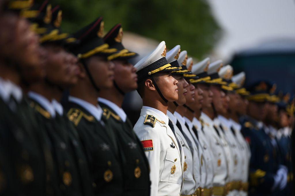 "China's military has ""peace disease"" after decades without war, a military newspaper says"