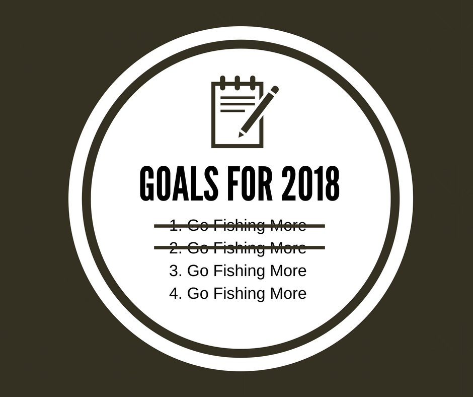 How are your 2018 goals coming along? 😂 🎣  #carpfishing #carp #carpy #fishinglife #fishing #te