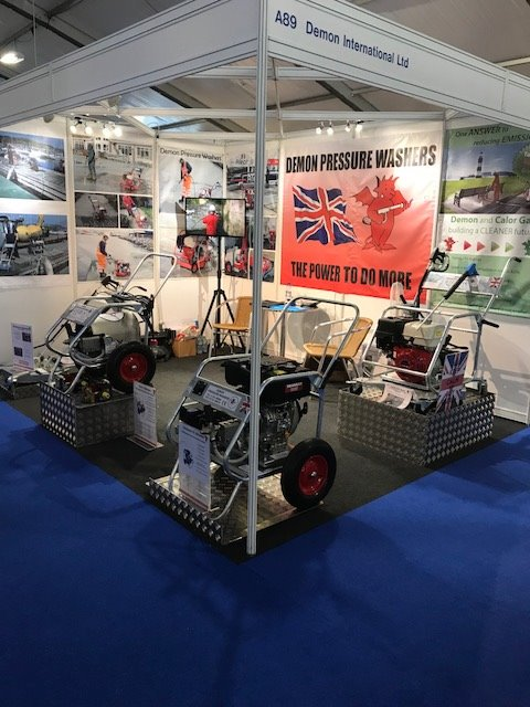 test Twitter Media - Great to see customers new and existing at the Show yesterday - tomorrow is the last day, so do pop along! #pressurewashers #cleaning #offshore #windfarms #marinas #windturbines @seawork Stand A89 https://t.co/JuMEmOtgaA