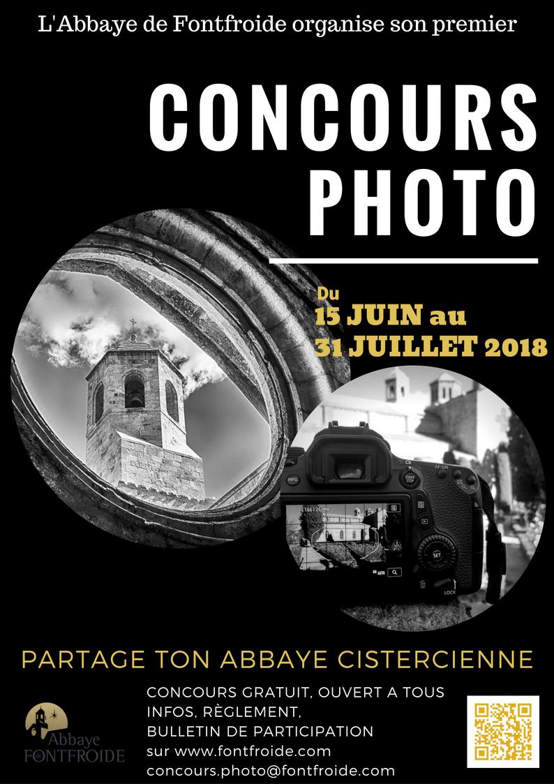 📸Participez au 1er concours photo de l'Abbaye de Fontfroide. Thème : Partage ton...