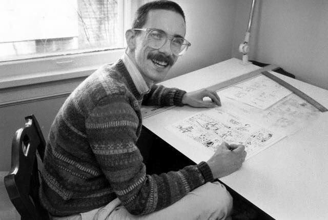 Happy Birthday Bill Watterson!