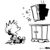 Happy birthday to Calvin & Hobbes creator Bill Watterson!