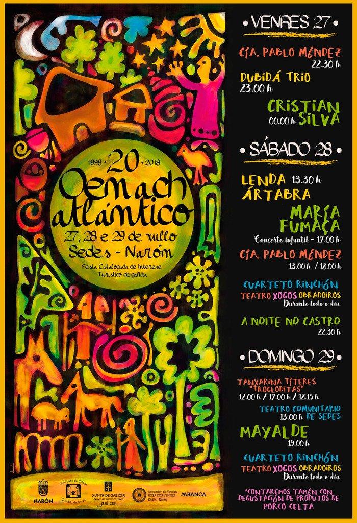 20 aniversario do Oenach Atlántico - https://t.co/8DnoBExlT9 https://t.co/6jVUOekMVm