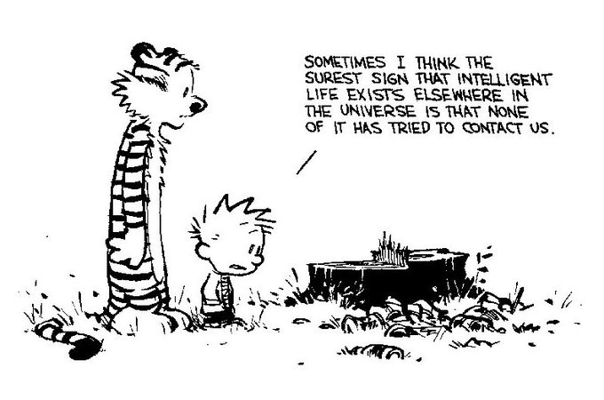 Happy 60th birthday to \Calvin and Hobbes\ creator Bill Watterson