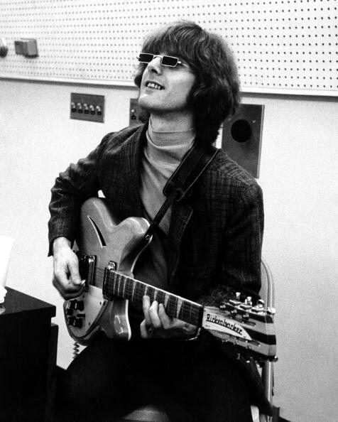 Happy 76th birthday Roger McGuinn