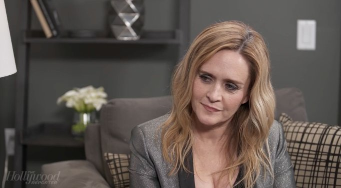 .@iamsambee reflects on @FullFrontalSamB's beginnings and finding her place in late night
