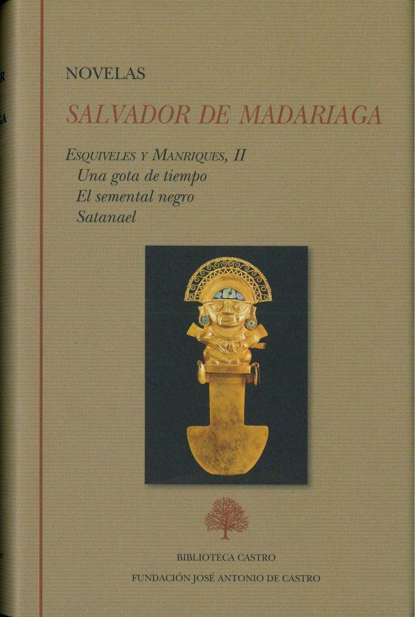 test Twitter Media - Este verano, pon un Clásico en tu maleta. Aquí algunos títulos sobre América: de las desventuras de Cabeza de Vaca al Inca Garcilaso o las novelas históricas de Salvador de Madariaga. https://t.co/FJvkRjcT6T https://t.co/dIfUACtpg7 https://t.co/oaOehAmGW2 #lecturas https://t.co/d099Zpphd6