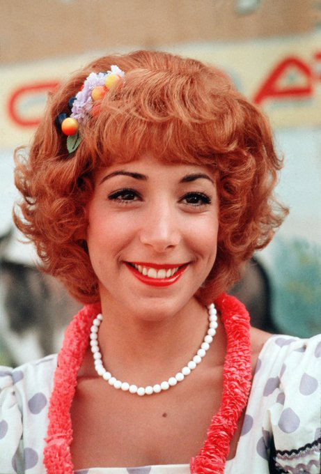 Happy 67th birthday to my favorite beauty school dropout, Didi Conn!