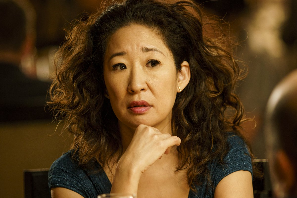 .@IamSandraOh made Emmys history with her KillingEve nomination