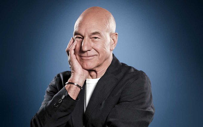 Happy birthday, Sir Patrick Stewart!