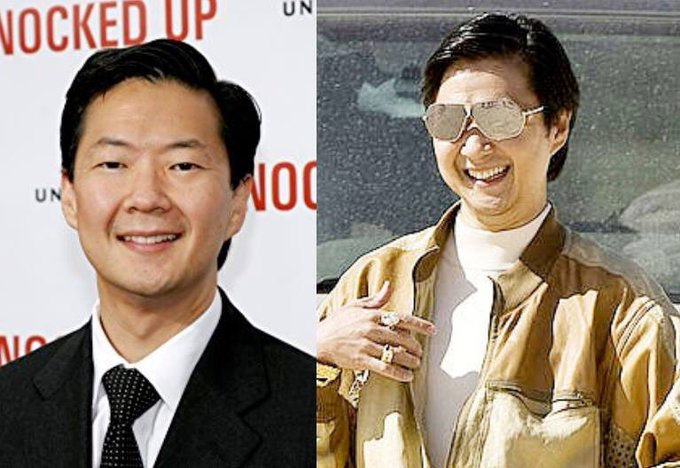 Happy 49th Birthday to Ken Jeong! The actor who played Mr. Chow in The Hangover movies.