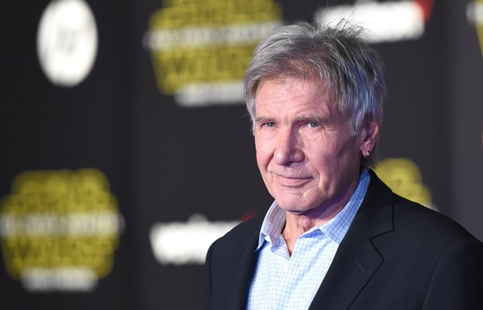 Happy Birthday Harrison Ford! The galaxy wouldn\t be the same without you!