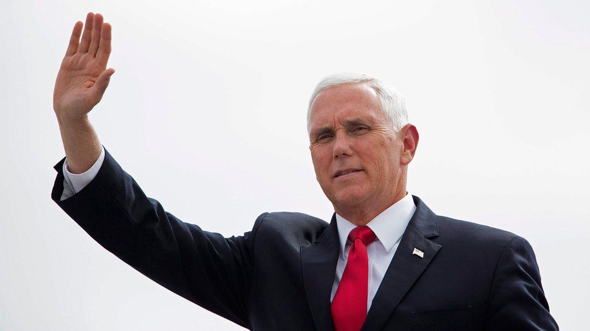 LIVE SOON: U.S. Vice President Mike Pence speaks during visit to ICE agency in Washington: