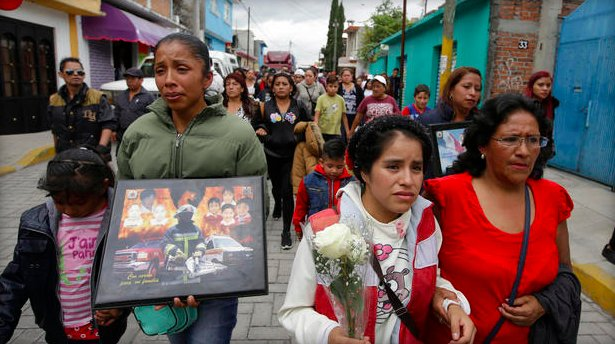 At least 24 killed in fireworks explosions in Tultepec, Mexico