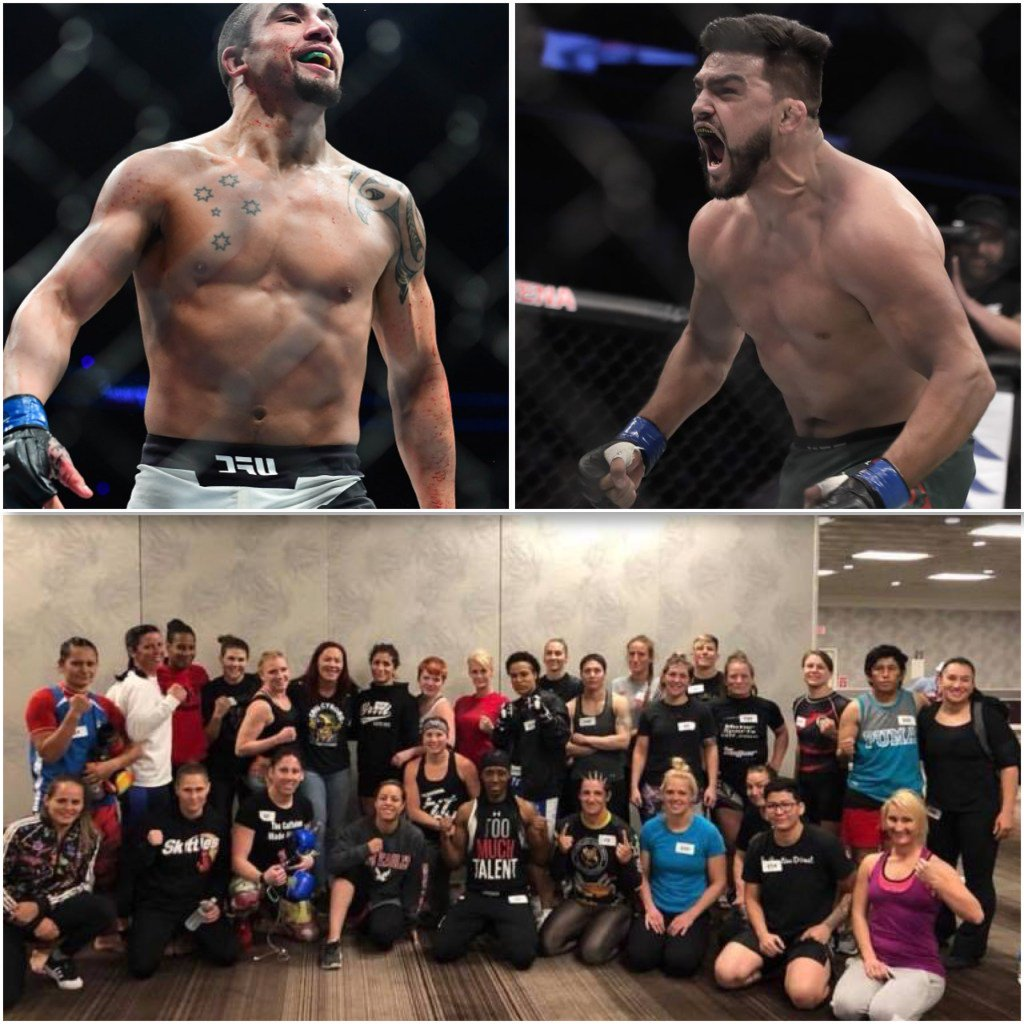 UFC is in serious discussions  robert whittaker