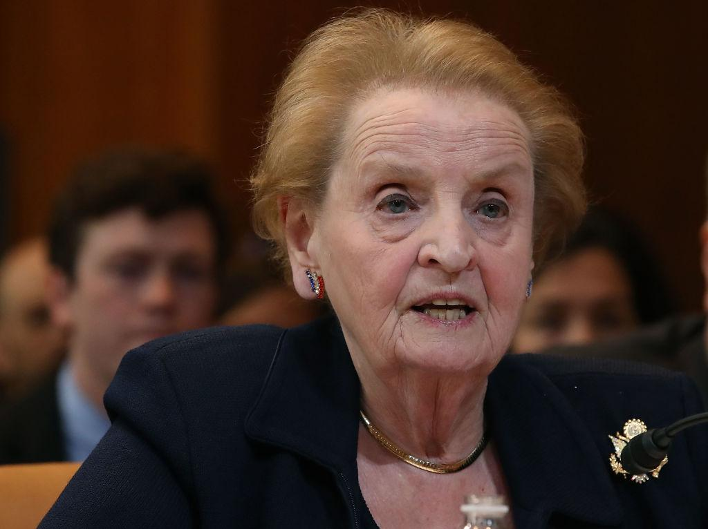 "Madeleine Albright: Trump is ""the most undemocratic president in modern American history"""