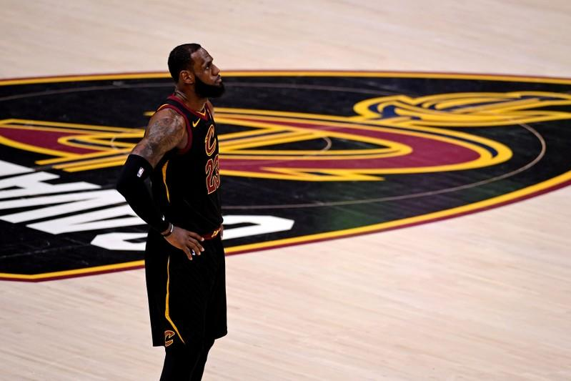 Cavs GM 'hurt,' but 'thankful' after end of LeBron era