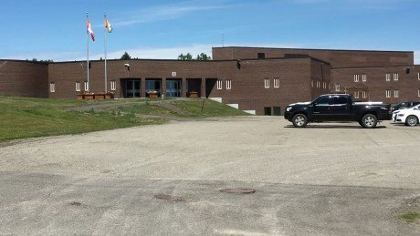 RT @CBCNB: Inmate at large after escaping jail in Saint-Hilaire, N.B.: