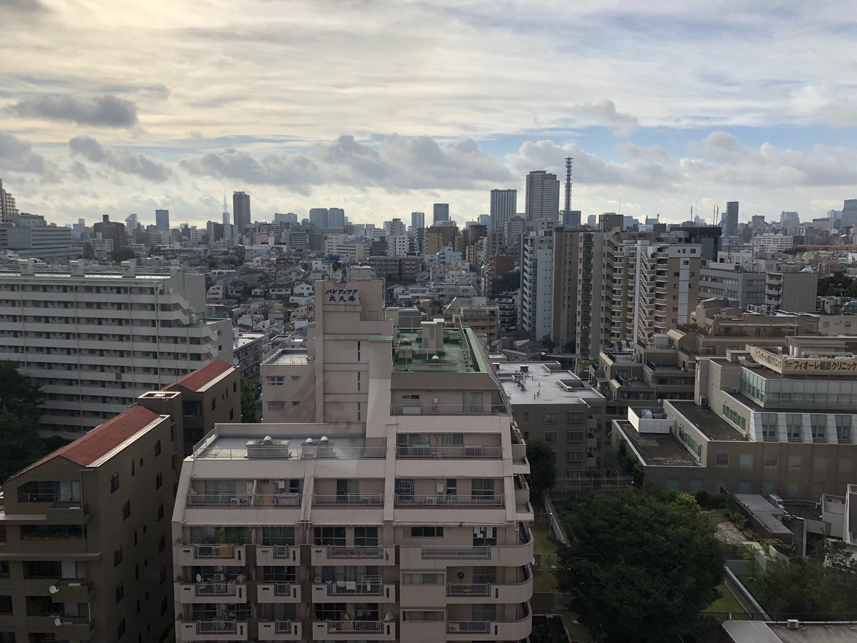 Good to see you again, Tokyo. https://t.co/BjyggPZOvw