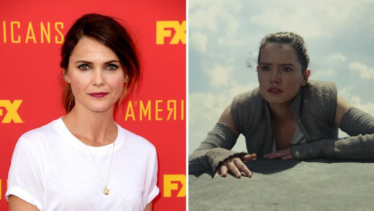Why Keri Russell should play Rey's mom in 'Star Wars: Episode IX'