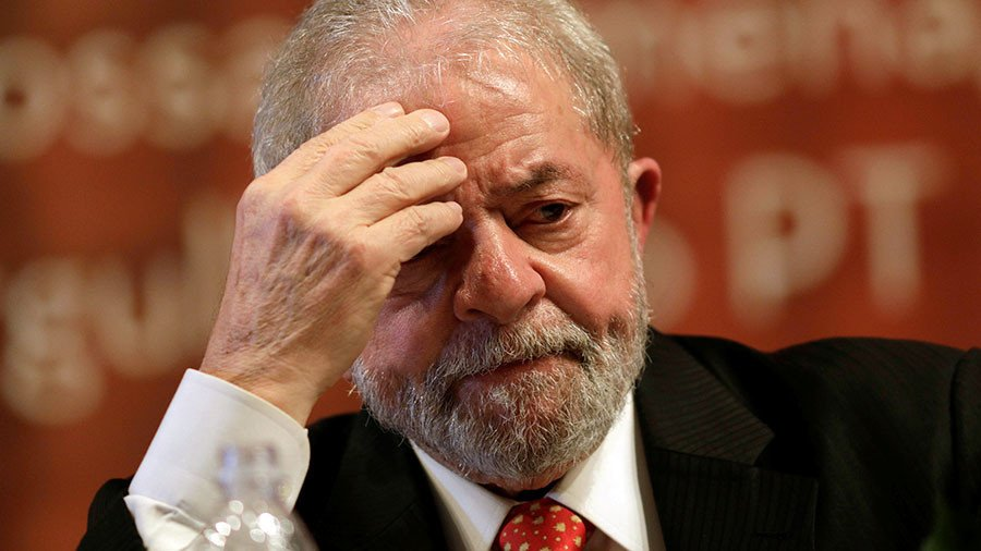 Appeals court judge overrules decision to release Brazil's former President Lula from jail