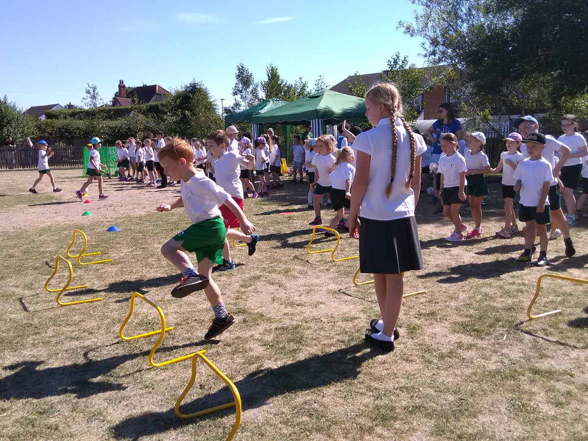 test Twitter Media - Sorry for the delay. Here are some pics from Y1&2 Sports day last week. https://t.co/V65fhgBoCI