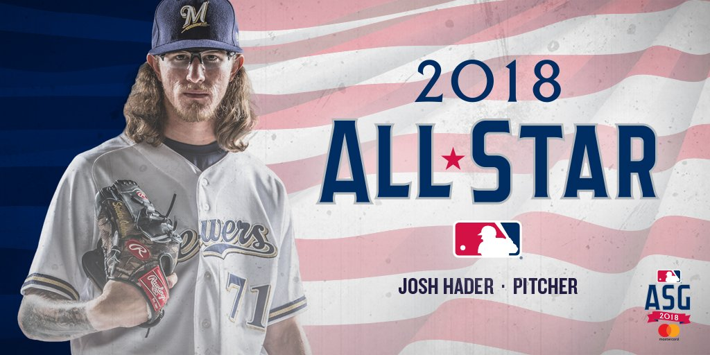 Congratulations on what is sure to be your first of many @AllStarGame selections, @jhader17!   #ThisIsMyCrew https://t.co/45ZckervkP