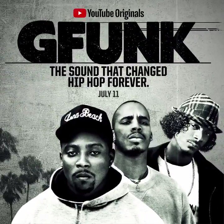 make sure to catch the #GFunkDoc this Wed on @YouTube ???????? https://t.co/VeHTzDqSTf