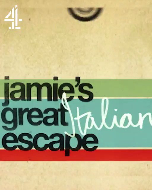 Serious throwback to that time Jamie toured around Italy in his camper van back in 2005! https://t.co/nFij7LbpGK