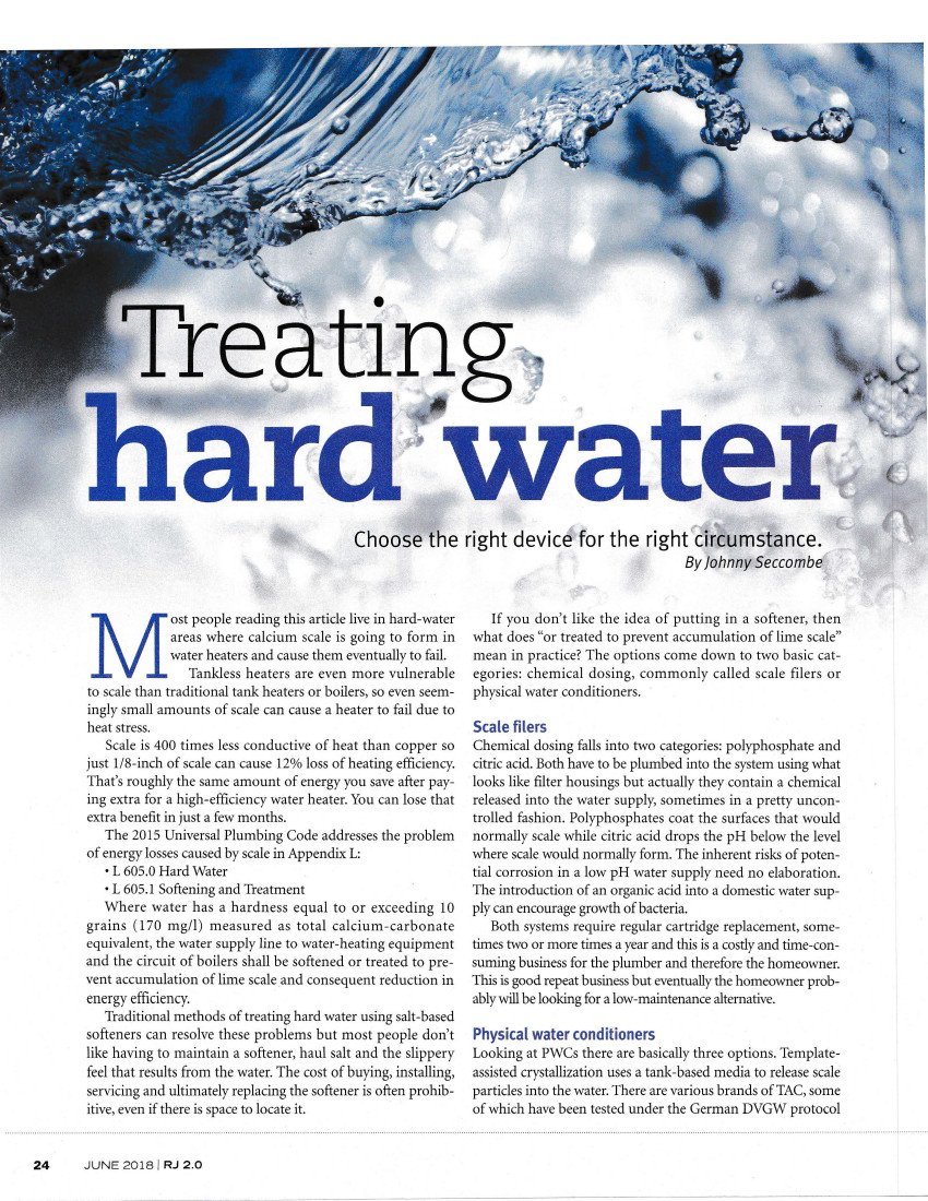 test Twitter Media - Tired of hard water problems? Unsure how to treat it? Check out our latest article by @AquaRex_US (as @WaterKingUK is know in the US), written by chairman Jonny Seccombe and published in Reader's Journal https://t.co/uHecMh0PCJ https://t.co/eTNRqES2Cx