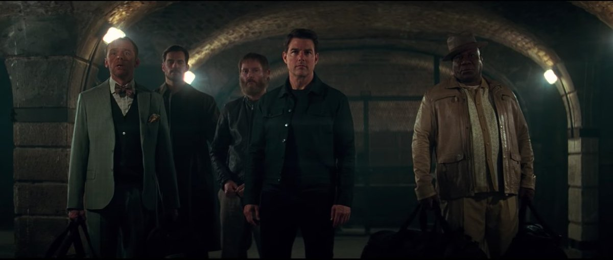 The stakes have never been higher. Check out a behind the scenes look at #MissionImpossible Fallout. https://t.co/AIK8iTNDeJ