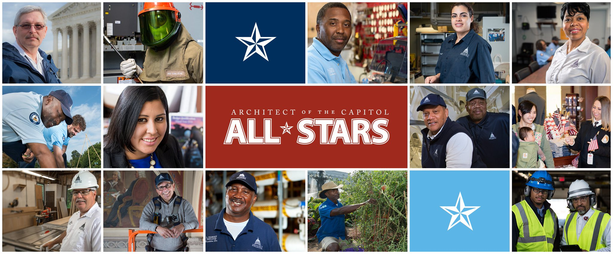 Soon @MLB will honor its best players during the 2018 #AllStarGame. During the rest of July, we will highlight members of our AOC team and the facilities we operate. We consider them the very best fielded in the nation's capital. #AllStarAOC https://t.co/MjsIMWDfOr