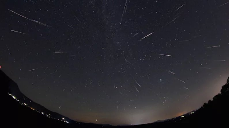 Check out the Perseid meteor s perseids