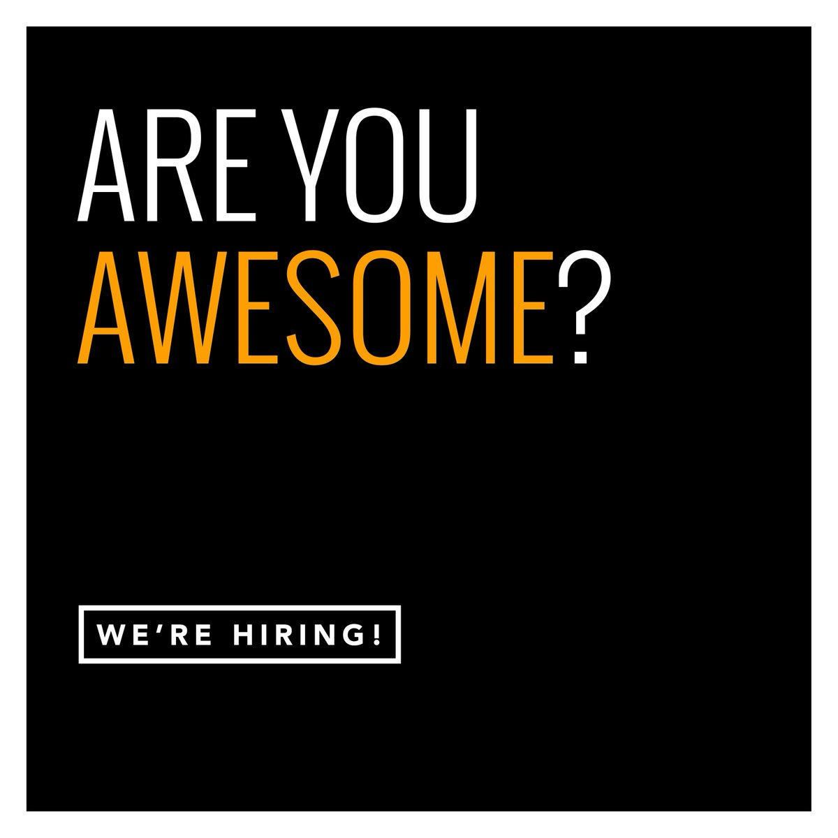test Twitter Media - Want to change lives and create opportunities? WiNGS is hiring! Check out our job openings here: https://t.co/gWvGFFmKML https://t.co/iKDkqiLrh9