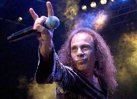 Ronnie James Dio,  : Ronald James Padavona, 1942 7 10 - 2010 5 16 happy birthday
