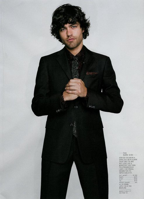 Happy Birthday Adrian Grenier!