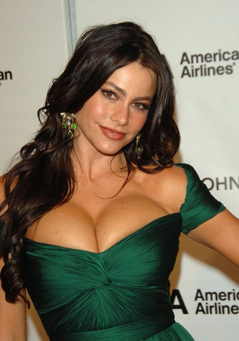 Happy Birthday to Sofia Vergara, who turns 46 today.