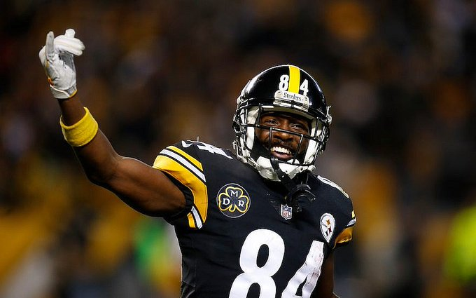 Happy Birthday to the greatest wide receiver of All-Time - Antonio Brown AB =